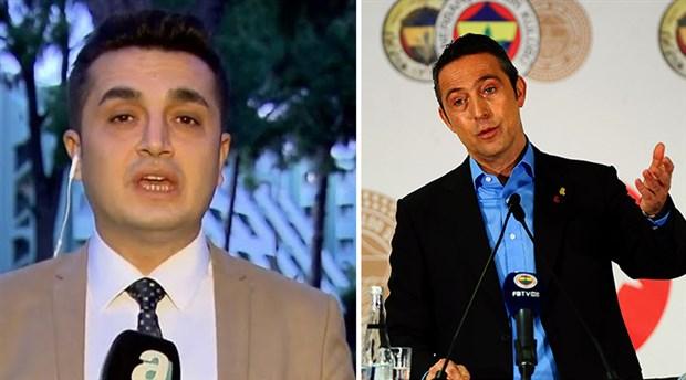 A Spor, Ali Koç'a soru soran muhabiri tazminat ödemeden işten çıkarıyor
