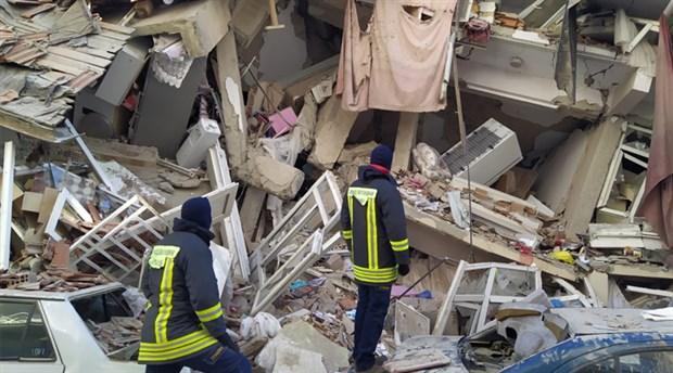 Bakan Soylu, Elazığ depremine ilişkin son verileri paylaştı