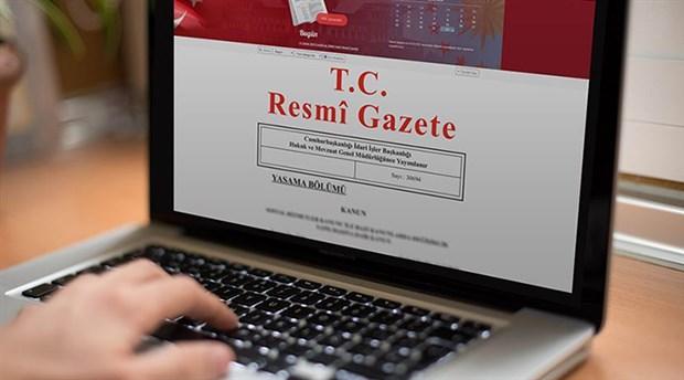 Erdoğan 22 ticaret müdürü atadı, 4 kişiyi de görevden aldı