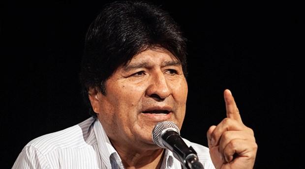 Bolivya'da Evo Morales adaylığı geçersiz sayıldı