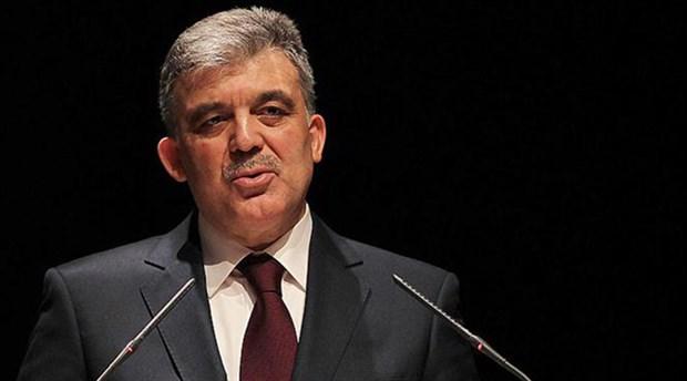 Abdullah Gül'den 'Gezi' ile ilgili sözlerine açıklama