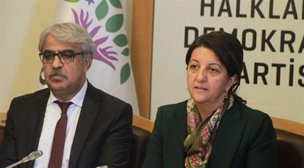 HDP Eş Genel Başkanlığı için Buldan ve Sancar öne çıktı