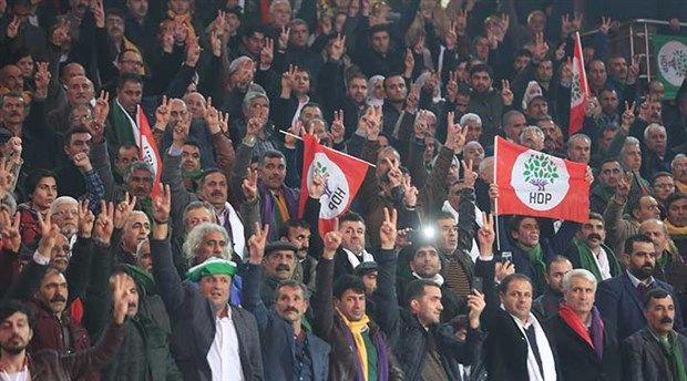 HDP 'Umut' diyecek