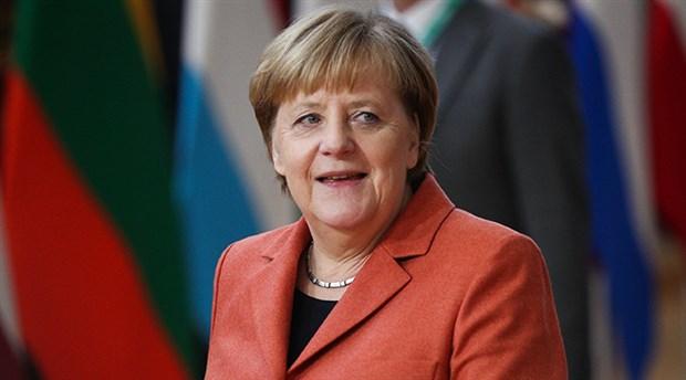 Merkel'den İdlib açıklaması