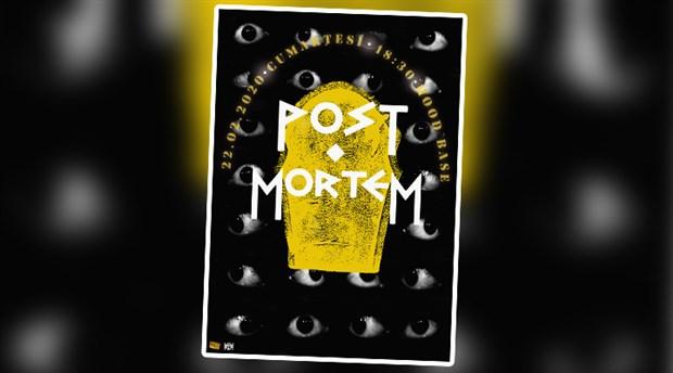 POST'un yeni sergisi 'POST Mortem', HOOD Base'de açılıyor
