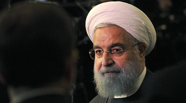 Ruhani'den 'nükleer anlaşma' açıklaması