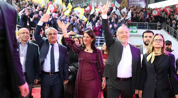 HDP'de yeni dönem: Pervin Buldan ve Mithat Sancar eş başkan seçildi