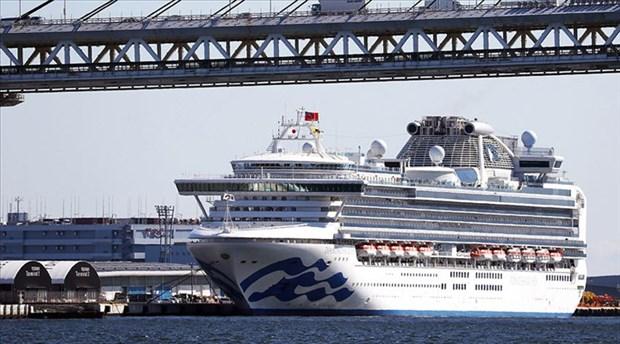 Japonya'daki karantina gemisinden bir yolcu daha yaşamını yitirdi
