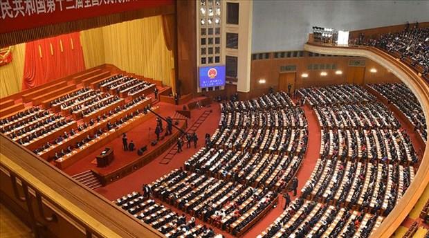 Çin'de koronavirüs nedeni ile yıllık meclis toplantıları ertelendi