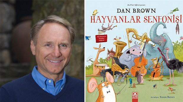Dan Brown'dan resimli ve müzikli çocuk kitabı