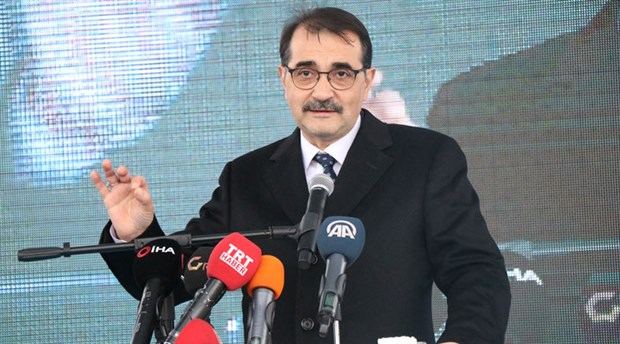 Enerji Bakanı Dönmez: Üçüncü sondaj gemisini İngiltere'den alıyoruz