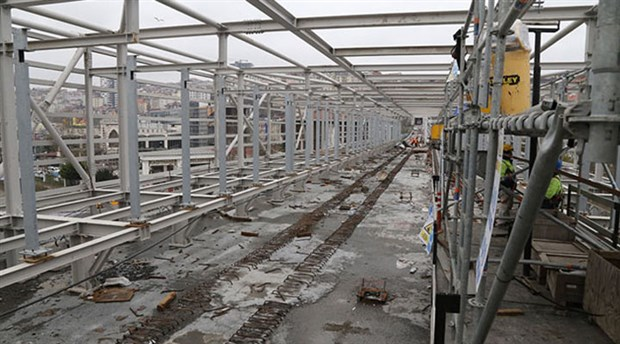Gayrettepe - İstanbul Havalimanı metro inşaatında iş cinayeti
