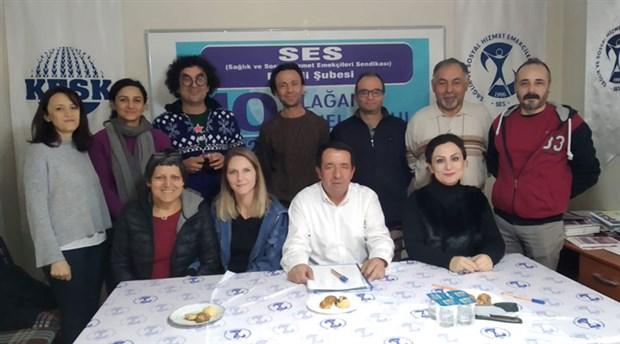 SES Denizli'de yeni yönetim belli oldu