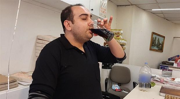 15 yıldır günde 5 litre kola içen adam: Bağımlısı oldum, bırakamıyorum