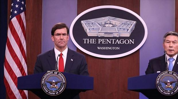 ABD koronavirüs kaygısı nedeniyle Güney Kore'yle ortak askeri eğitimleri azaltıyor