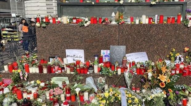 Almanya'daki saldırıda hayatını kaybeden vatandaşların cenazesi Türkiye'de