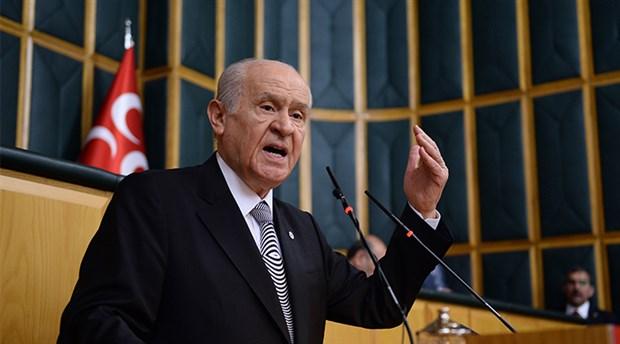 Bahçeli'den HDP kongresi için soruşturma çağrısı!