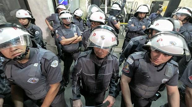 Brezilya'da polis greve gitti, 5 günde 147 cinayet işlendi
