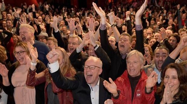 Hamburg Eyalet Parlamentosu seçimleri: Sol güçlendi, sağ eridi
