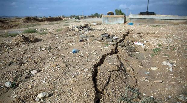 İran'da peş peşe iki deprem