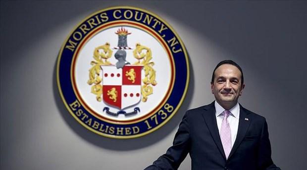 ABD'nin ilk Türkiyeli belediye başkanı Selen New Jersey bölge idari üyeliğine seçildi