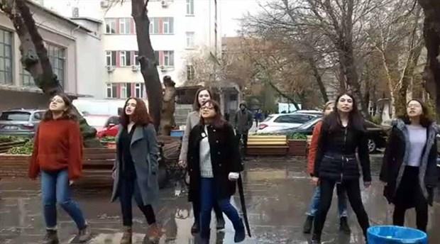 Ankara Üniversitesinde dans eden öğrencilerin KYK bursu kesildi