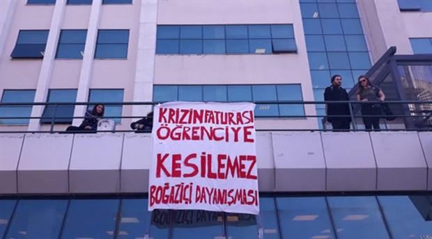 Boğaziçi Üniversitesi'nde yemekhane boykotu