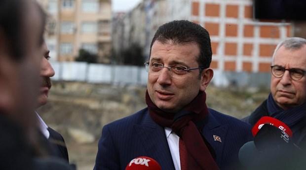 İmamoğlu'ndan Erdoğan'a Kanal İstanbul yanıtı