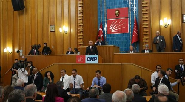 CHP Meclis Grubu yarın İdlib gündemiyle toplanacak