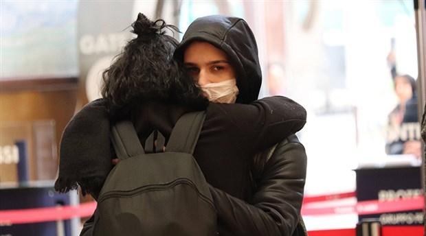 Koronavirüslü yolcu İstanbul'dan Lagos'a geçti
