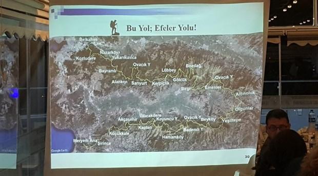 'Efeler Yolu' projesi hayata geçiriliyor