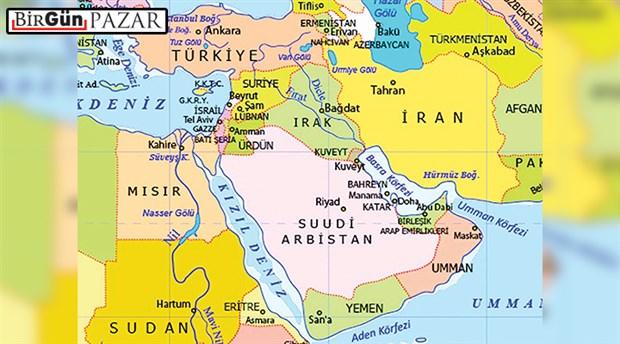 Ortadoğu'da her kale içten fethedilir
