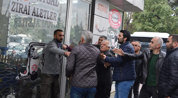Ülkü Ocakları'ndan SES Adana Olağan Genel Kurulu'na saldırı