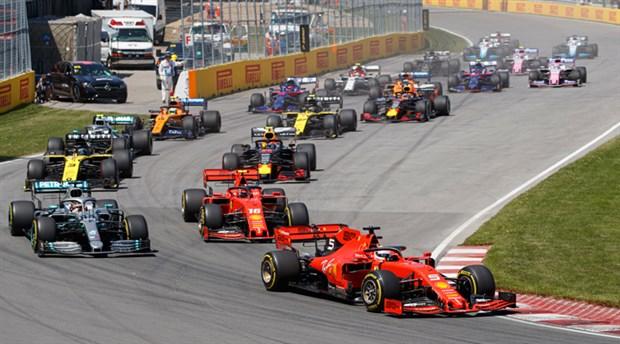 Formula 1'de 7 takımdan ortak bildiri
