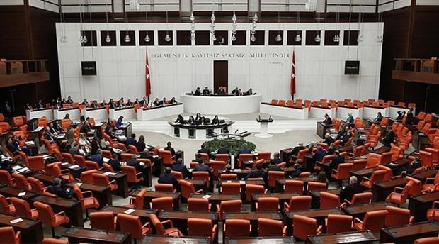 55 yeni fezleke Meclis'te: 48'i HDP'li, 7'si CHP'li vekiller hakkında