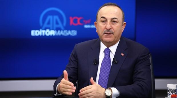 Çavuşoğlu: Cumhurbaşkanımız 1 dakika beklediyse Putin de 1 dakika bekledi
