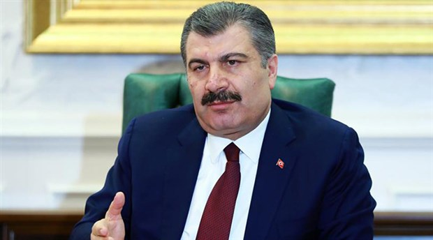 Sağlık Bakanı Türkiye'de ilk kez koronavirüs vakasına rastlandığını açıkladı