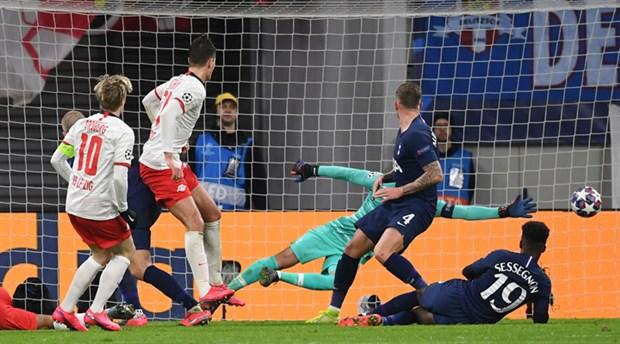 Şampiyonlar Ligi'nde Atalanta ve Leipzig çeyrek finale yükseldi
