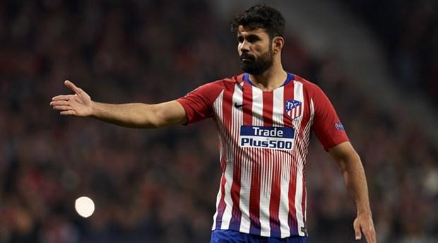 Diego Costa'nın koronavirüs şakası tepki çekti