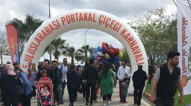 Uluslararası Portakal Çiçeği Karnavalı iptal edildi