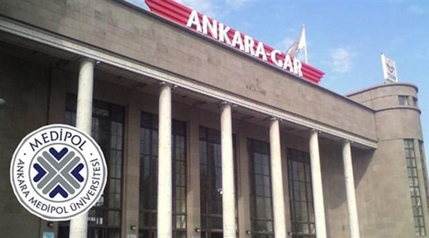 Medipol'e tahsis edilen TCDD Ankara Garı Yerleşkesi'nin bilirkişi raporu: Tarihi binaların korunması imkânsız