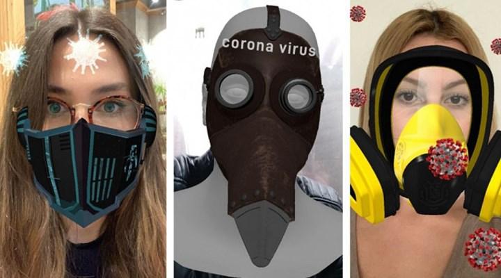 Instagram, koronavirüs filtrelerini yasakladı