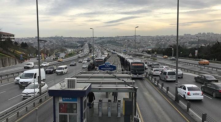 İstanbul ve Ankara'da toplu ulaşım kullanma oranında büyük düşüş