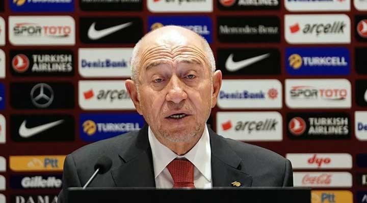TFF Başkanı Özdemir: Süper Lig maçları seyircisiz olarak devam edecek