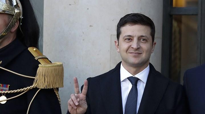 Ukrayna Cumhurbaşkanı Zelenski, halktan karantinayı üreme fırsatı olarak görmelerini istedi
