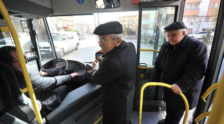Konya ve Malatya'da 65 yaş üstüne ücretsiz ulaşım durduruldu