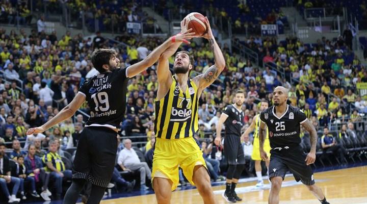 Beşiktaş: Erkek basketbol takımında koronavirüs belirtisi taşıyan kimse yok