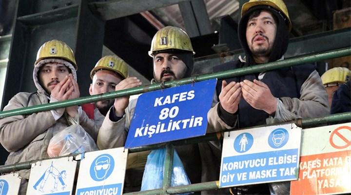 Devletin madeninde bile önlem yok: Binlerce madencinin sağlığı tehlikede!