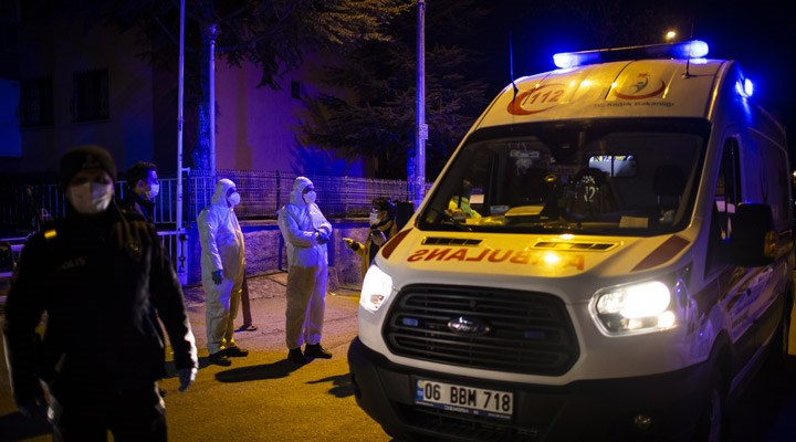 Ankara'da karantina altında bulunan bir kişi hastaneden kaçtı