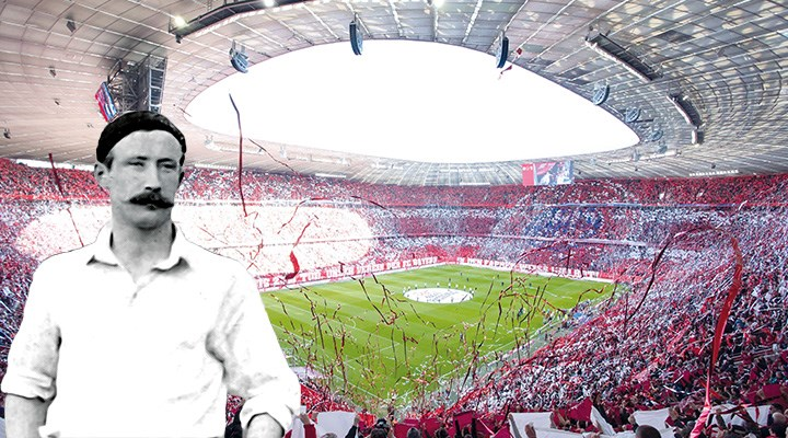 Bayern'in unutulmazı: Willem Hesselink